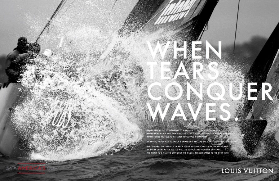 LOUIS VUITTON - AMERICAS CUP